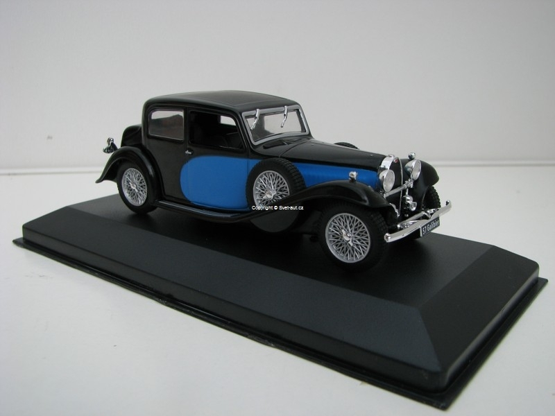 Bugatti 57 Galibier 1:43 White Box