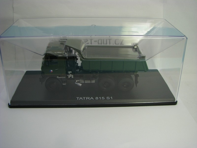 Tatra 815 S1 ČSLA 1:43 Start Scale Models