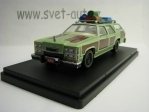 Ford Wagon Queen Family Country Squire Vacation 1:43 Greenlight