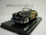 Chrysler Town and Country 1947 Green 1:43 Vitesse