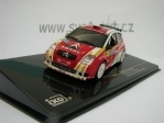 Citroen C2 S1600 No.55 Winner Tour de Corse 2006 JWRC 1:43 Ixo
