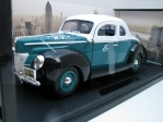 Ford Deluxe Coupe 1940 Police N.Y. 1:18 Greenlight