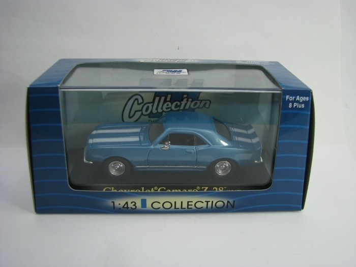 Chevrolet Camaro Z-28 1967 Blue 1:43 Collection 711