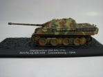 Tank Jagdpanther Sd.Kfz. 173 Luxembourg 1944 1:72 Atlas Edition
