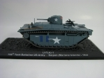 Tank LVT(A)-1 US Army Saipan Mariana Islands 1944 1:72 Atlas Edition