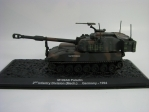 Tank M109A6 Paladin Germany 1994 1:72 Atlas edition