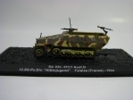 Sd. Kfz. 251/1 Ausf.D Hitlerjugend Falaise France 1944 1:72 Atlas Edition