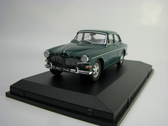 Volvo Amazon Blue Green 1:43 Oxford