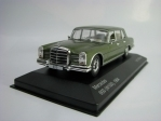 Mercedes 600 W100 1964 Metallic Green 1:43 White Box 176
