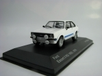 Ford Escort II RS 1800 1976 White 1:43 White Box 226