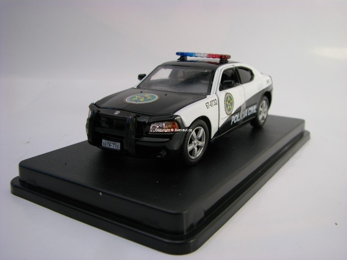 Dodge Charger Sau Paulo Police 2006 Fast & Furious 1:43 Greenlight