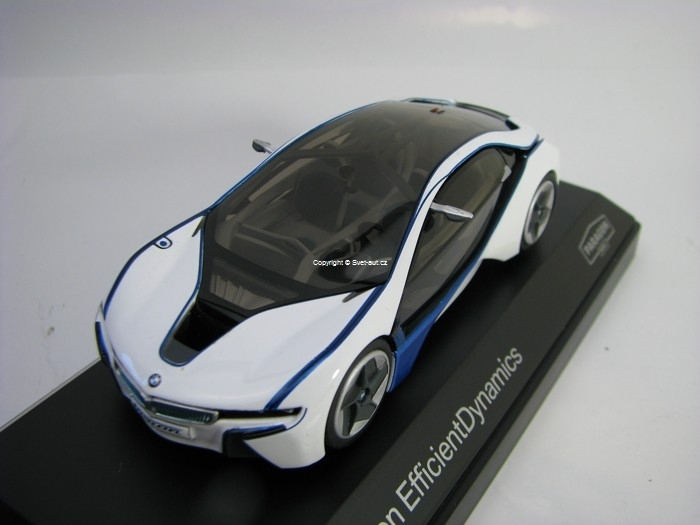 BMW Vision Efficient Dynamics 1:43 Paragon Models