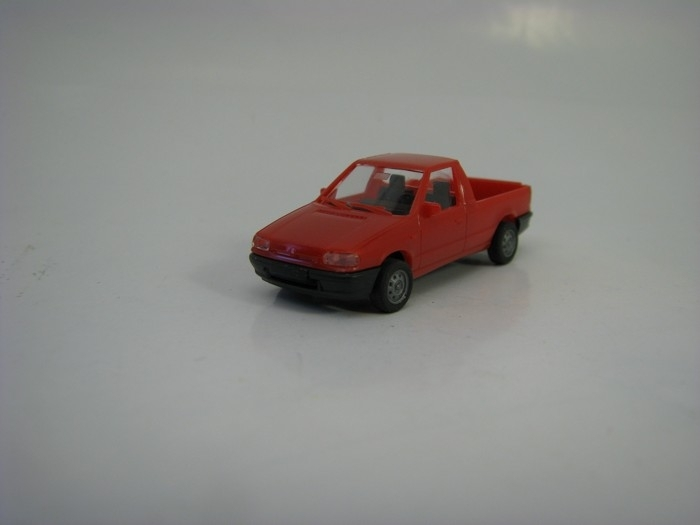 Škoda Felicia Pick Up Red 1:87 ČStrain
