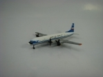 Iljushin Il-18 LOT Polisch Airlines 1:500 Herpa