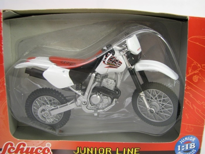 Honda XR 400R 1:18 Schuco Junior line