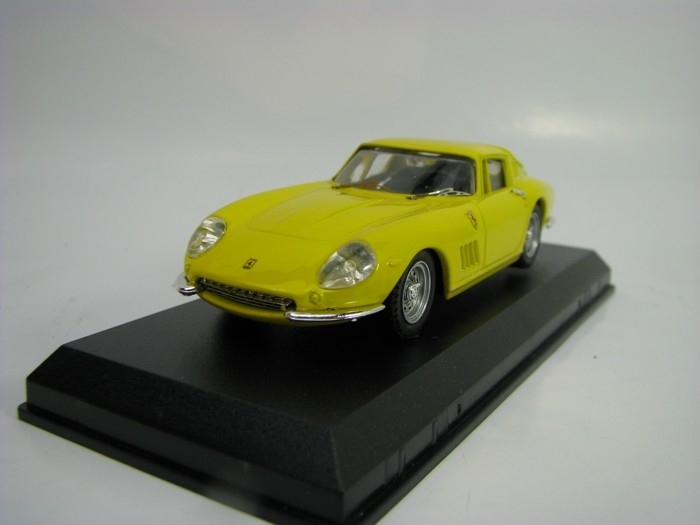 Ferrari 275 GTB/4 Coupe Yellow 1:43 Best
