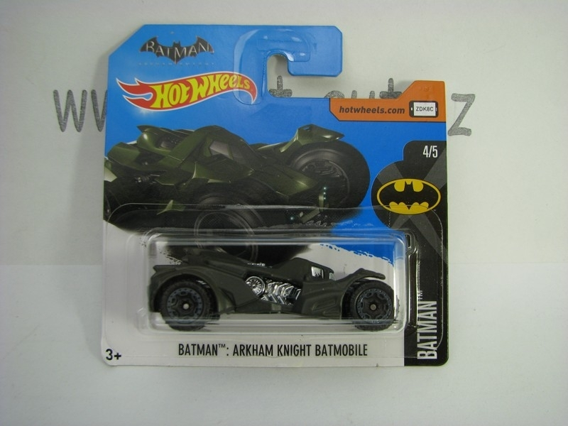 Arkham Knight Batmobile Hot Wheels Batman
