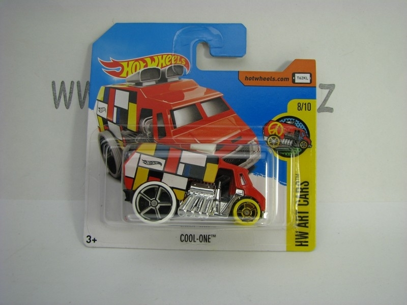 Cool One Hot Wheels Art Cars