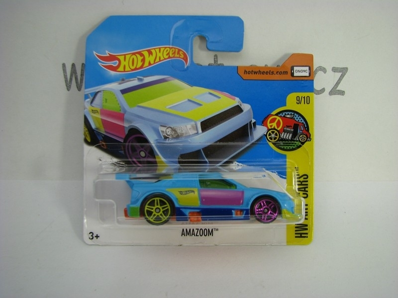Amazoom Hot Wheels Art Cars
