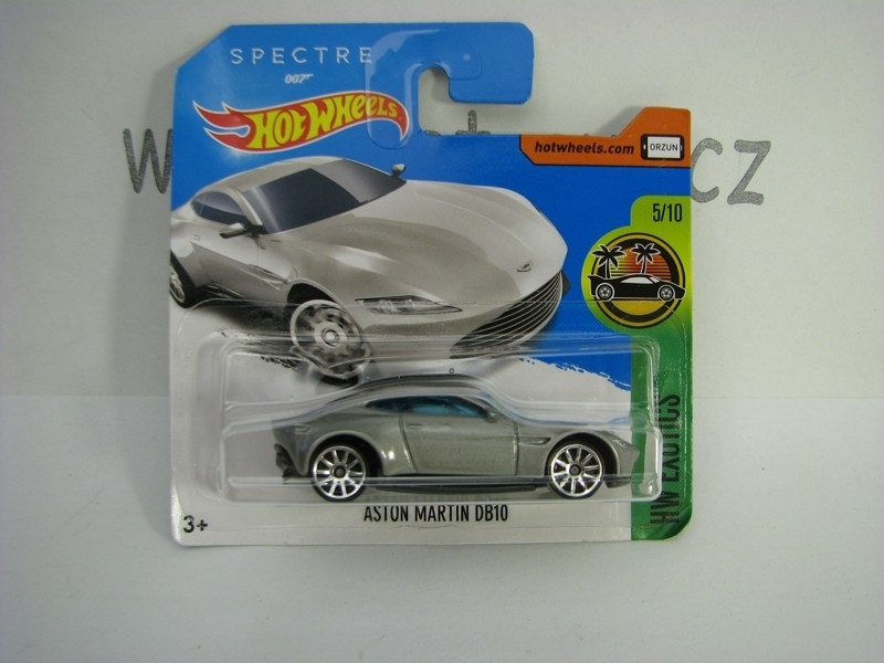 Aston Martin DB10 Hot Wheels Exotics