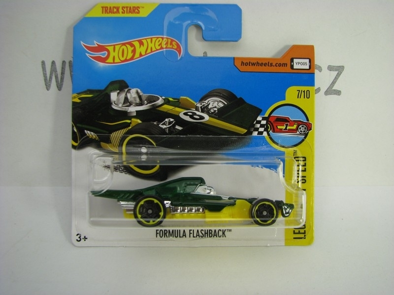 Formula Flashback Hot Wheels Legends of speed