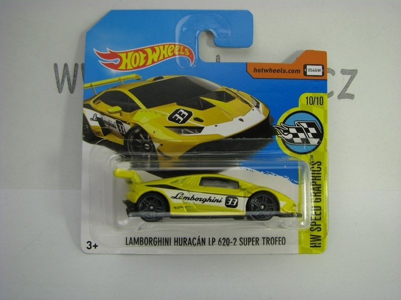 Lamborghini Huracán LP 620 Hot Wheels Speed Graphics