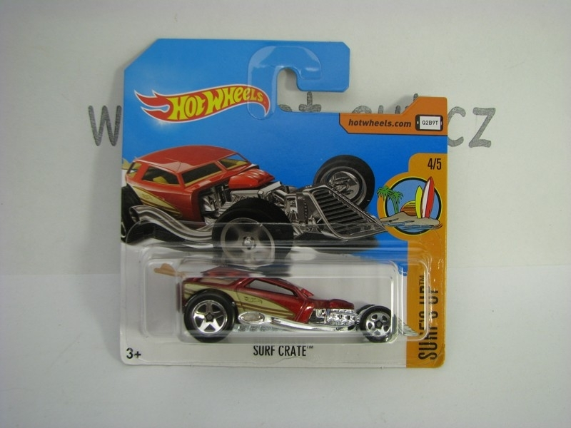 Surf Crate Hot Wheels Surfs Up