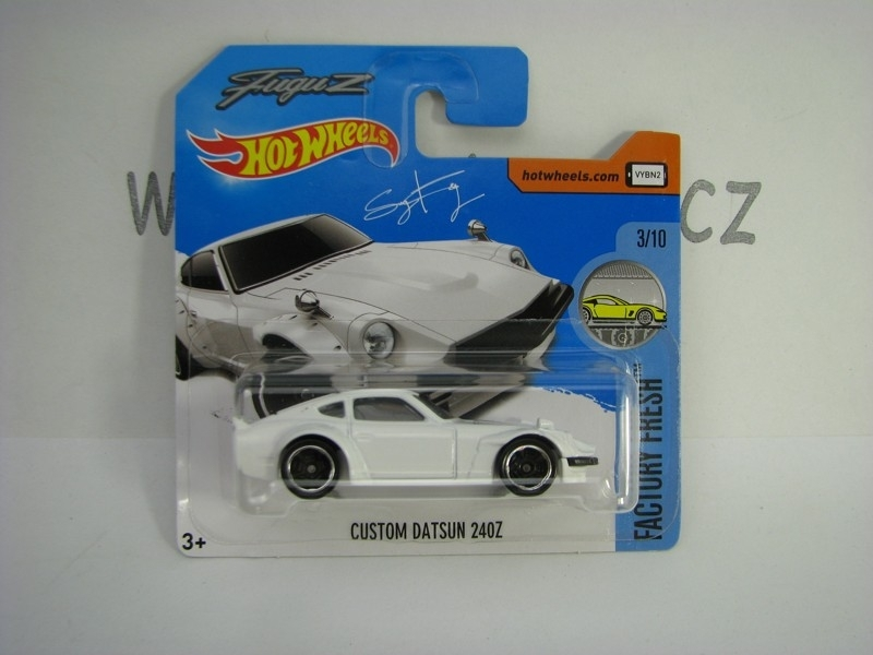 Custom Datsun 240Z Hot Wheels Factory Fresh
