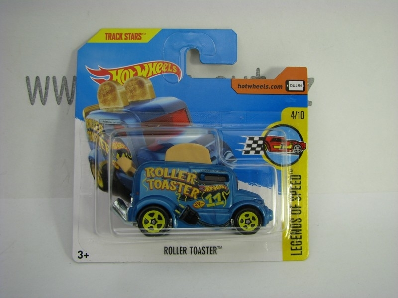 Roller Toaster Hot Wheels Legends Of Speed
