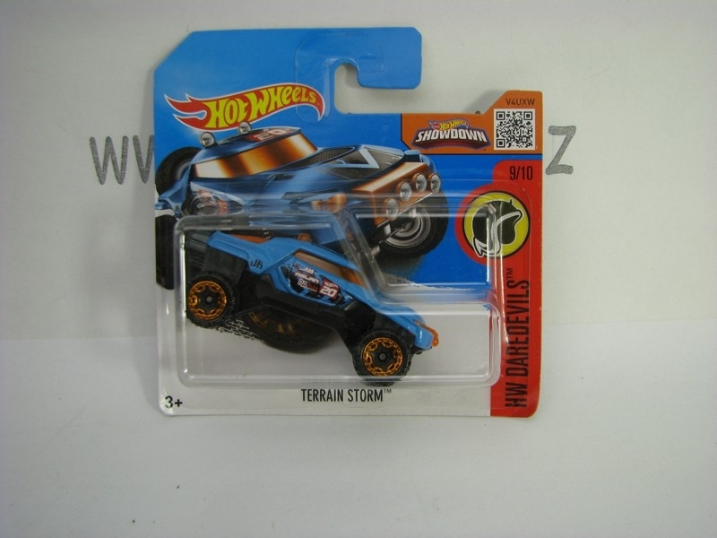 Terrain Storm Hot Wheels Daredevils