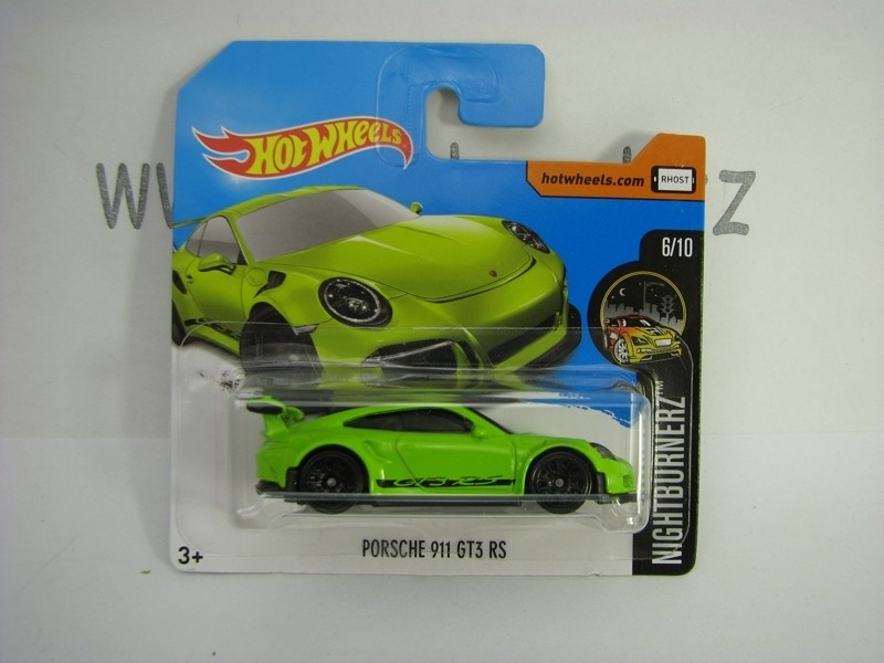 Porsche 911 GT3 RS Hot Wheels Nightburnerz