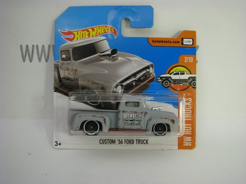 Custom 56 Ford Truck Hot Wheels Hot Trucks