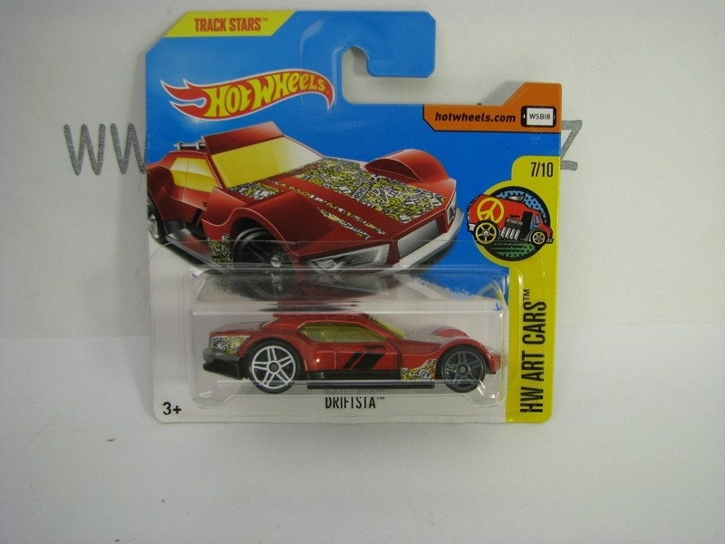 Driftsta Hot Wheels Art Cars