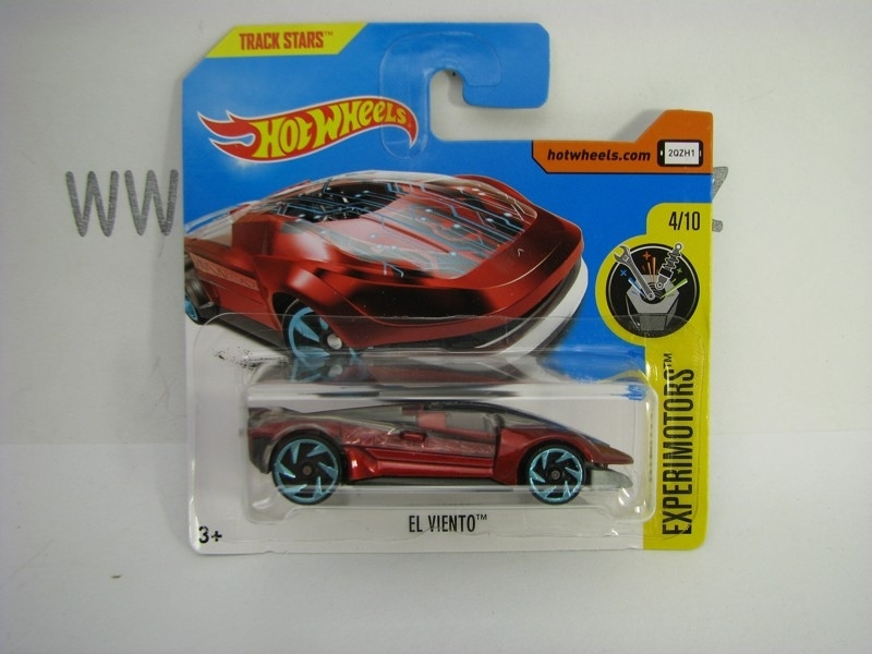 El Viento Hot Wheels Experimotors