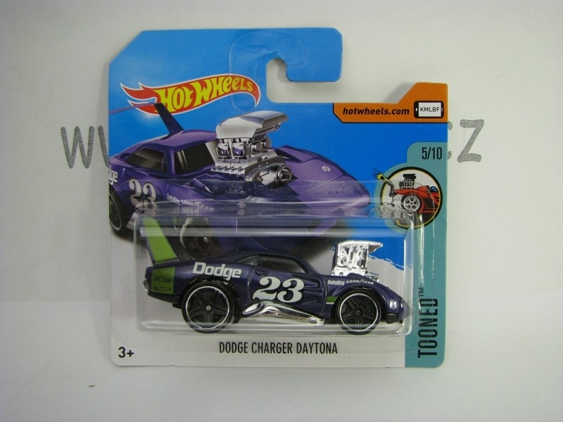 Dodge Charger Daytona Hot Wheels Tooned