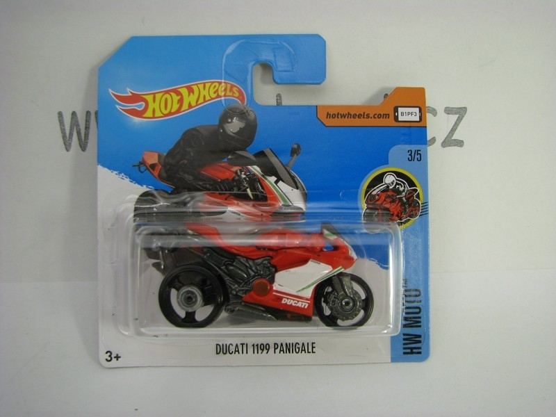 Ducati 1199 Panigale Unit Hot Wheels Moto