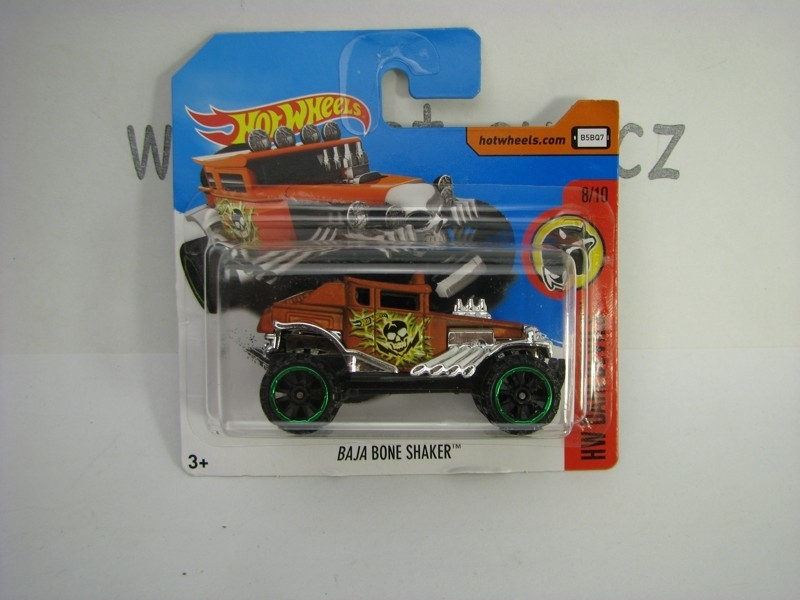 Baja Bone Shaker Hot Wheels Daredevils