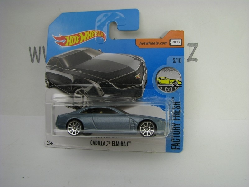 Cadillac Elmiraj Hot Wheels Factory Fresh