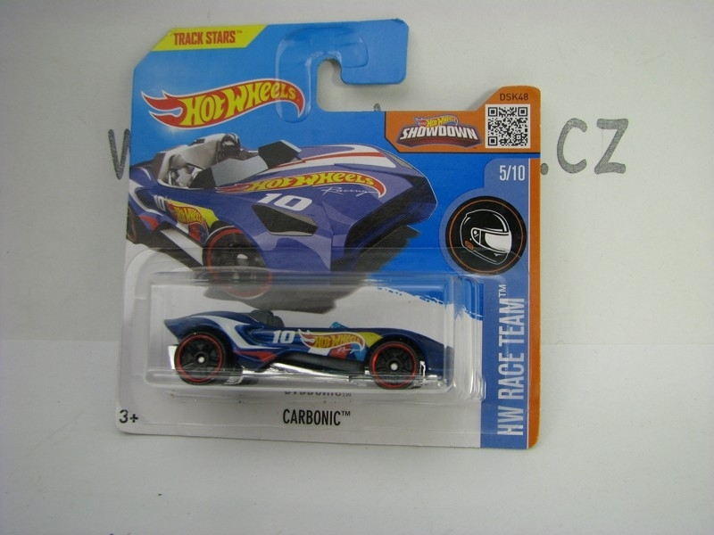 Carbonic Hot Wheels Race Team