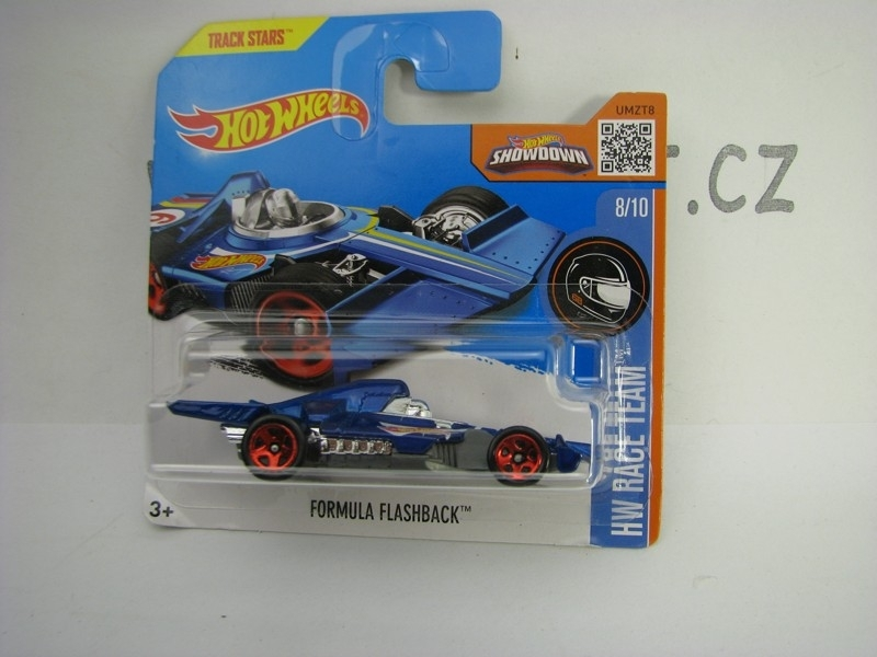 Formula Flashback Hot Wheels Race Team