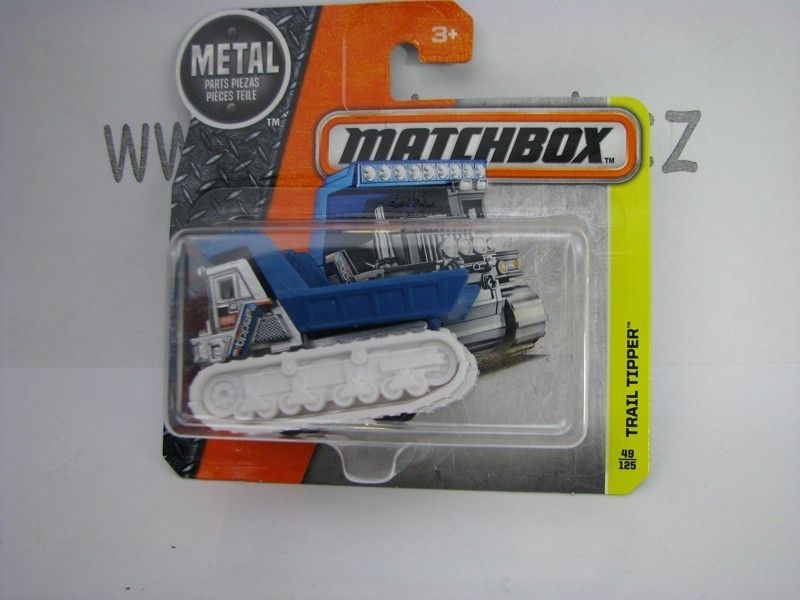 Matchbox - 2016 Construction 49/125 Trail Tipper