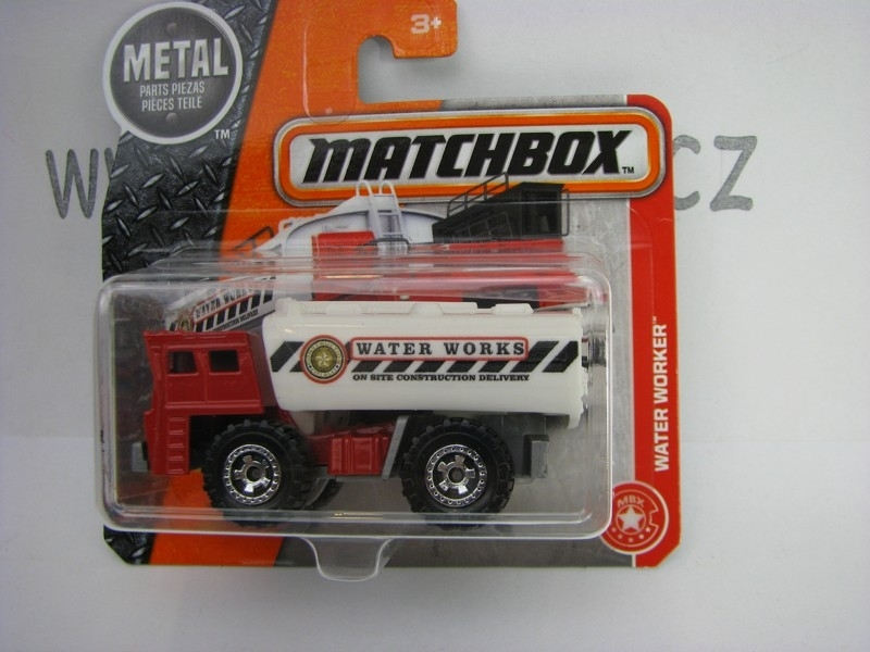 Matchbox - 2016 Rescue 75/125 Water Worker