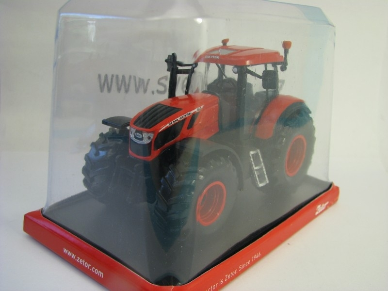 Zetor Crystal 160 1:43 Universal Hobbies