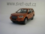 Land Rover Freelander 2 2007 Brown 1:43 Bburago