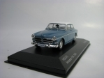 Volvo Amazon 130 1965 Blue White 1:43 White Box 256