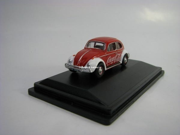 Volkswagen Beetle Coca-Cola 1:76 Oxford