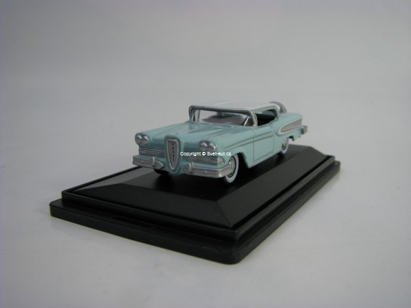 Edsel Citation 1958 Ice Green 1:87 Oxford