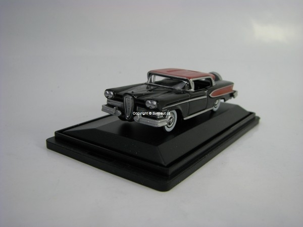 Edsel Citation 1958 black 1:87 Oxford