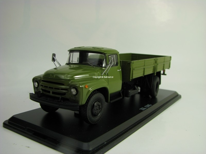 Zil 130G Olive Green 1:43 Start Scale Models