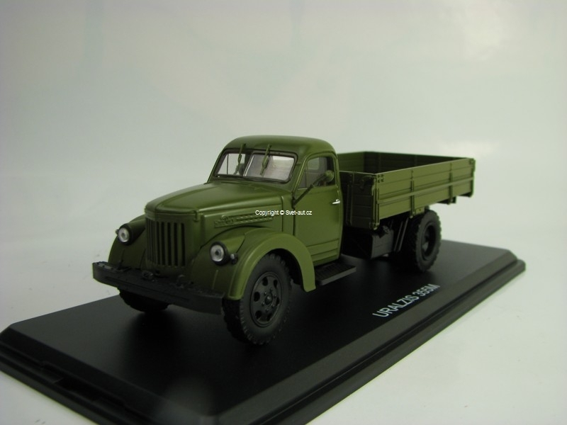 Ural/Zis 355M Olive Green 1:43 Start Scale Models